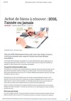 Achat de biens à rénover : 2016 l'année ou jamais Covalem