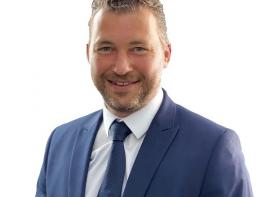 Stéphane thibaut, directeur d'agence Logimax