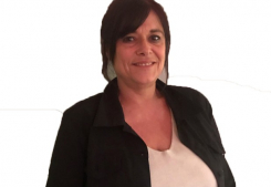 Catherine clavey, gestionnaire locative Logimax