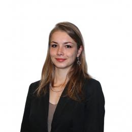 Samantha eltes, conseillère location Logimax