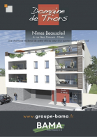 Nimes - programme immobilier neuf Cogefim bama services