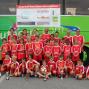 Accimmo sponsor du football club de balma Accimmo 31