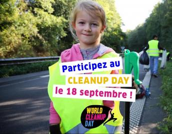 Cleanup day samedi 18 septembre 2021 Agence de montrabé