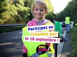 Cleanup day samedi 18 septembre 2021 Agence de montrab�