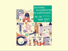 Les journÉes du patrimoine 18 & 19 septembre 2021 Agence de montrabé