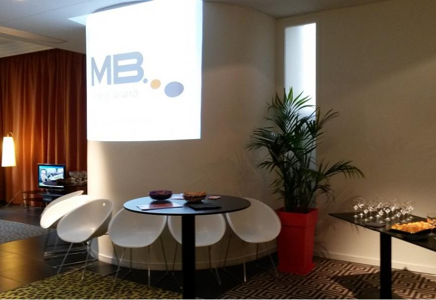 Inauguration  Mb home immo