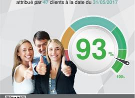 Avec opinion system, notre agence s'inscrit dans une véritable démarche qualité Immoweb31