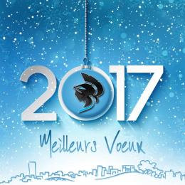 Meilleurs voeux 2017 Athena immobilier