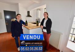 Vente apartement rue de rabelais auch Gabriel art immobilier