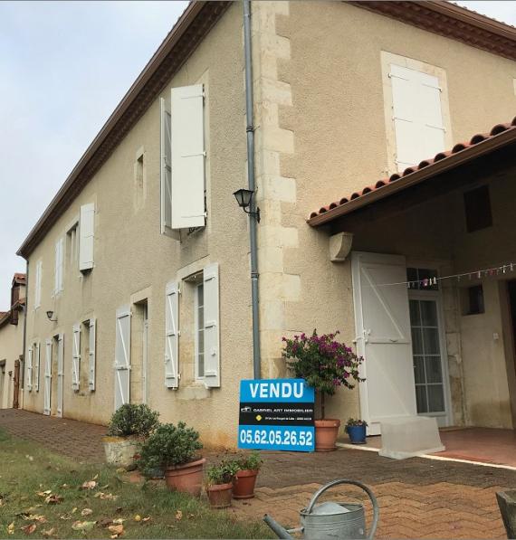 Vente maison pierre auch centre Gabriel art immobilier