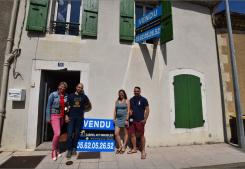 Vente maison de ville rue victor hugo auch Gabriel art immobilier