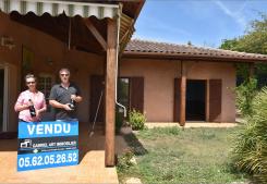 Vente maison preignan Gabriel art immobilier