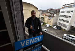 Vente appartement auch Gabriel art immobilier