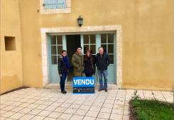Vente maison rue du 8 mai auch Gabriel art immobilier