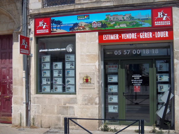 Auber Gironde immobilier