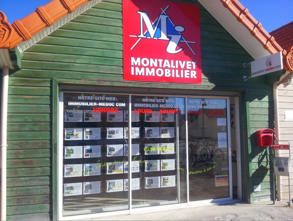 A & m b. Gironde immobilier