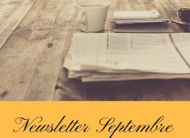Newletter septembre Pierres passion immobilier