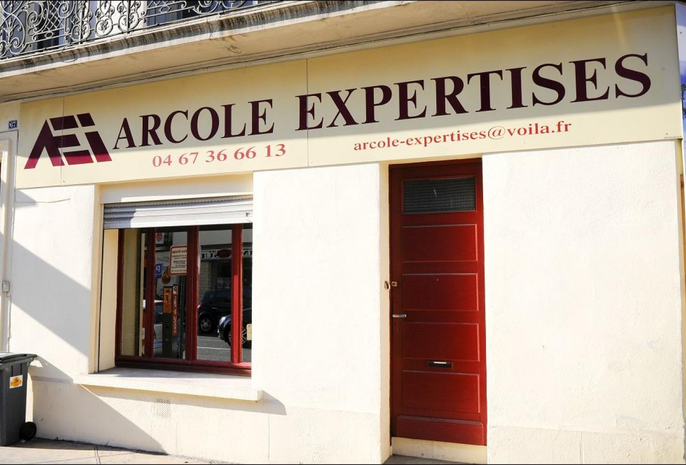 Arcole expertises Vends du sud