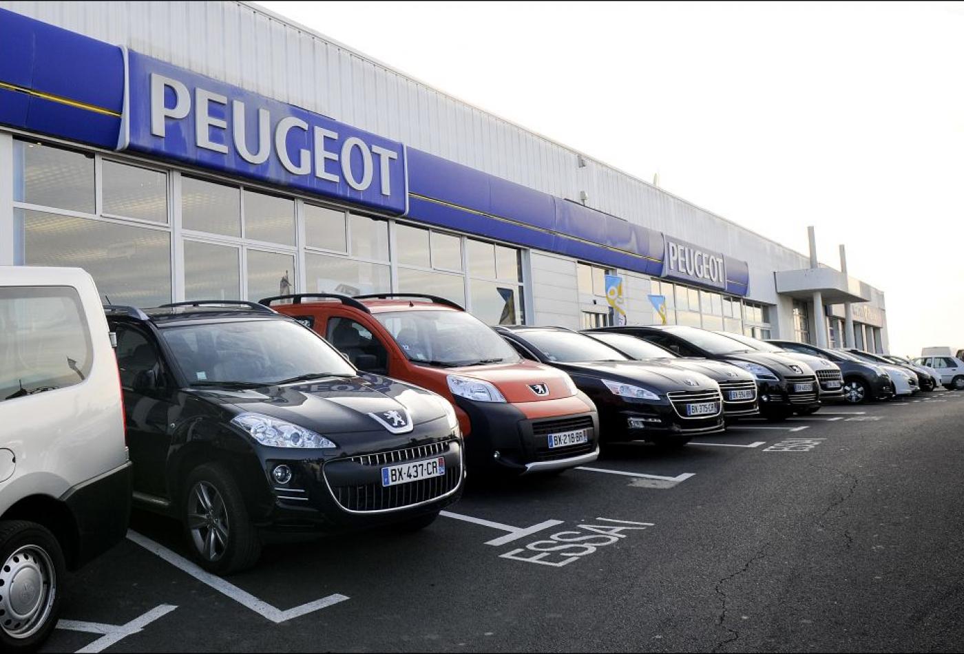 Peugeot beziers - ggb  Vends du sud