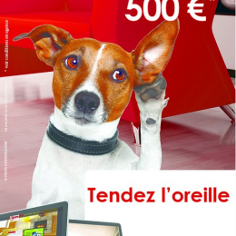 Win 500 € with lamalou immobilier Lamalou immobilier
