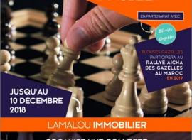 Collecte de jeux de sociÉtÉs - centre hospitalier paul coste-floret Lamalou immobilier