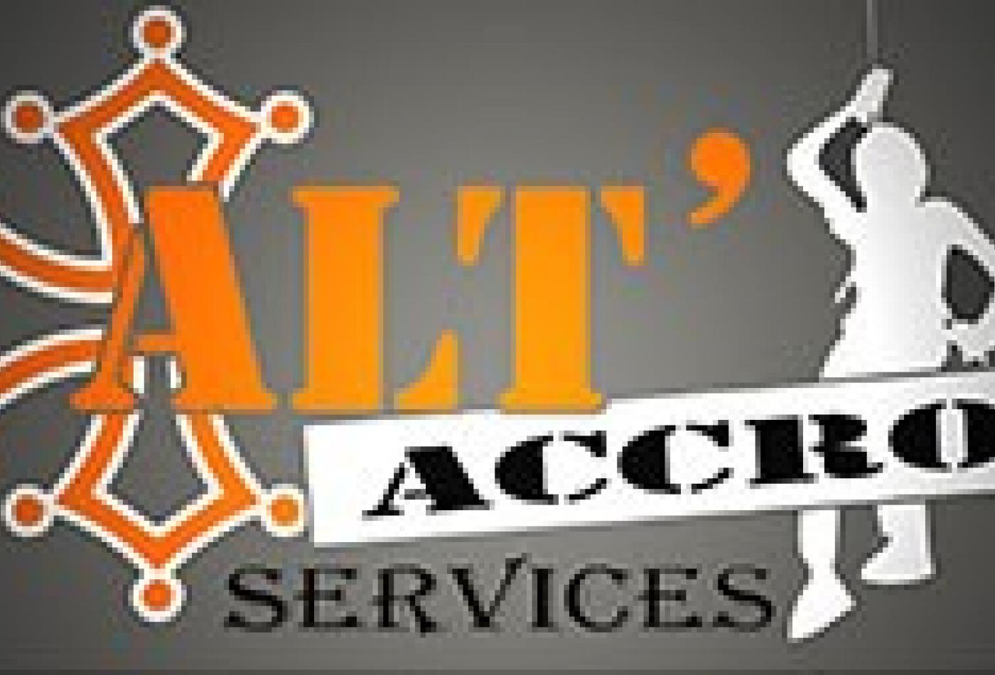Alt'accro services, travaux sur cordes à béziers et dans l'hérault (34) Vends du sud