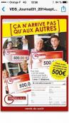 500 € - gagnant-gagnant Agence calvet