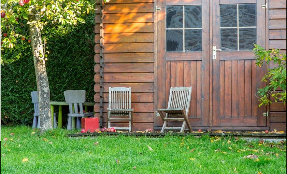 Faut-il déposer une déclaration de travaux pour un abri de jardin ? Abessan immobilier