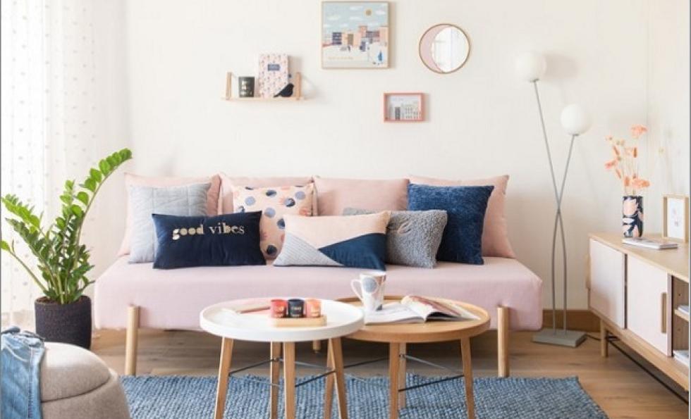 Tendance déco : mettez du rose dans votre intérieur !  Abessan immobilier