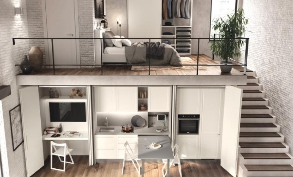 Aménager une mezzanine : 5 exemples astucieux  Abessan immobilier