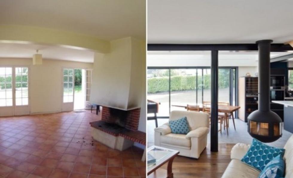 Rénover sa maison : 10 exemples spectaculaires Abessan immobilier