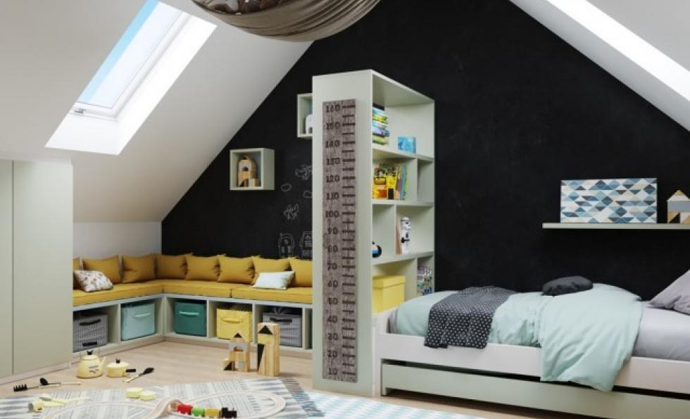 Aménager ses combles : 18 idées pour une pièce en plus Abessan immobilier