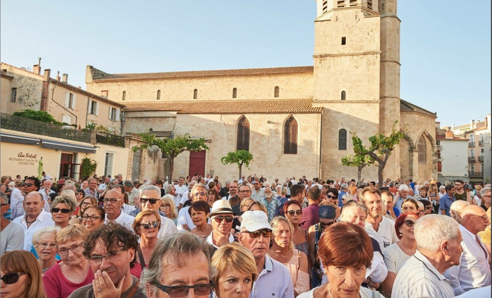 Inauguration a beziers Ag immobilier