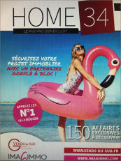 Home 34 n°9 Ag immobilier