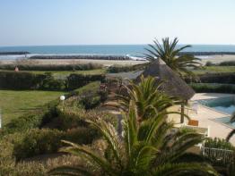 La vue sur la mer - location juillet 2012 Azura agency