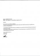 Bien rentrée en belgique Azura agency