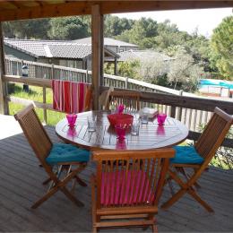 Vacances derniere minute chalet / mobil-home Azura agency
