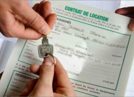Modele lettre preavis locataire Pescalune immobilier