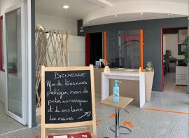 Covid-19 - ouverture Agence amarine
