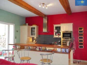 Sélection du jour : appartement 3 pièces à vendre à villeveyrac S'antoni immobilier