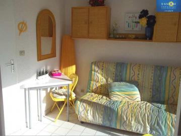 Sélection de la semaine : appartement t2 à vendre à marseillan-plage S'antoni immobilier