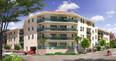 Appartement 2 pièces à vendre à gigean S'antoni immobilier