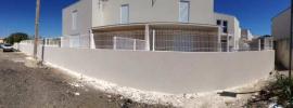 La livraison de la résidence villa andrea à marseillan plage  S'antoni immobilier agde
