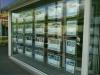 La vitrine de notre agence s'antoni immobilier du cap d'agde S'antoni immobilier