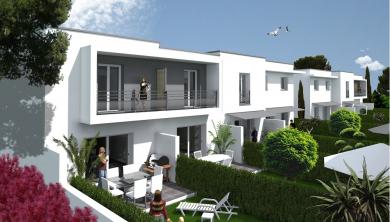 La résidence les villas paolo, en vente exclusivement chez s'antoni immobilier S'antoni immobilier