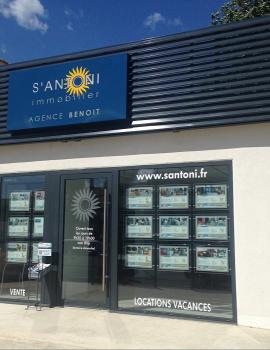 Inauguration de l'agence s'antoni immobilier marseillan-plage S'antoni immobilier agde