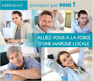 Nous recrutons ! S'antoni immobilier