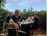 Sympathiques acquéreurs à marseillan-plage S'antoni immobilier