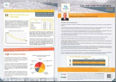 Les marchés immobilier de l'hérault S'antoni immobilier