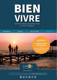 L'édition de l'automne 2016 de notre revue offerte  S'antoni immobilier